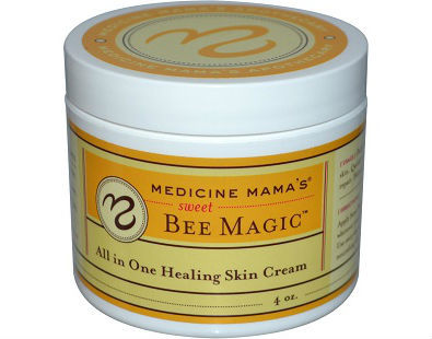 Medicine Mama's Bee Magic healing skin cream