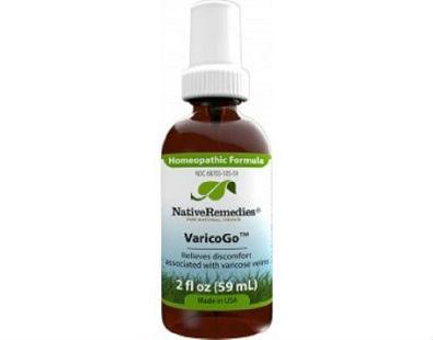 NativeRemedies VaricoGo for varicose veins supplement