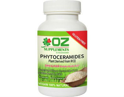 Oz Supplements Phytoceramides supplement