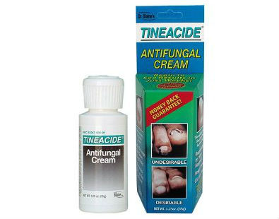 Tineacide Antifungal Cream solution