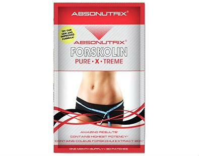 Absonutrix Forskolin Pure supplement
