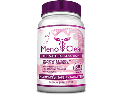 menoclear supplement for menopause relief