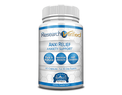 ResearchVerified AnxiRelief supplement