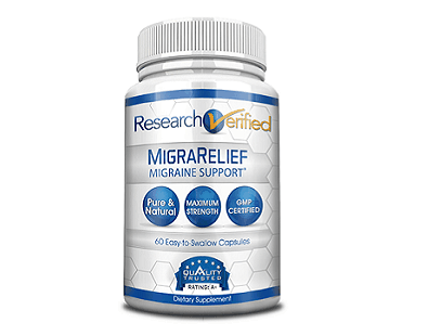 ResearchVerified MigraRelief support for migraines Review