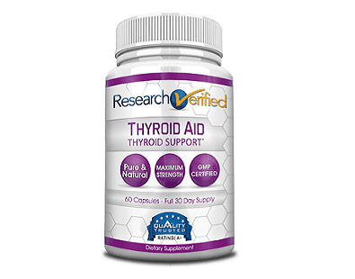 ResearchVerified Thyroid Aid supplement