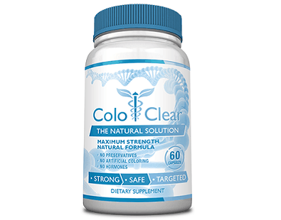 ColoClear Colon Cleanser supplement