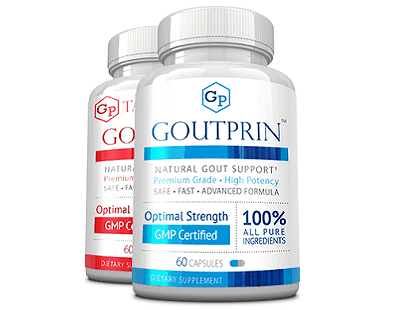Goutprin supplement Review