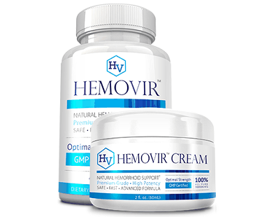 Hemovir hemorrhoid supplement Review