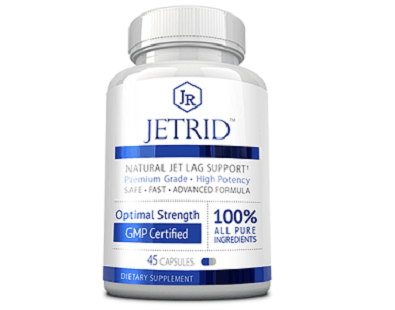 Jetrid jet lag solution Review