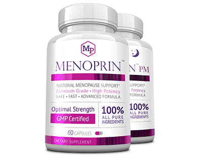 Menoprin menopause support supplement Review