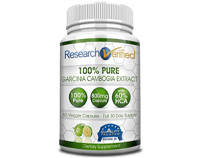 ResearchVerified Garcinia Cambogia weight loss supplement Review