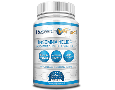 ResearchVerified Insomnia Relief supplement Review