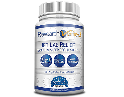 ResearchVerified Jet Lag Relief supplement Review
