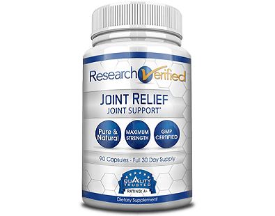 ResearchVerified Joint Relief supplement Review