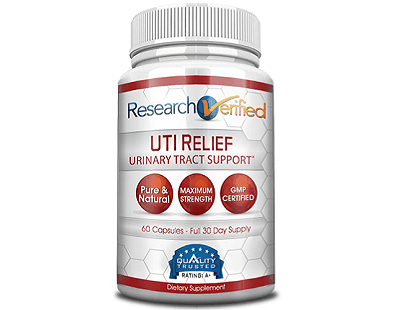 ResearchVerified UTI relief Review