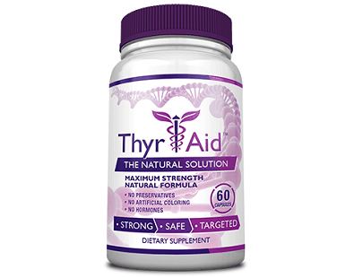 ThyrAid thyroid supplement Review
