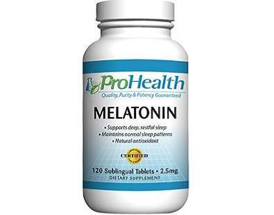 ProHealth Melatonin Sublingual Review
