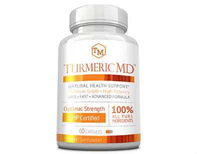 turmericMD turmeric supplement