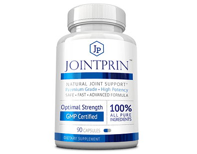 JointPrin joint health supplement Review