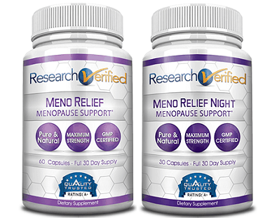 ResearchVerified MenoRelief supplement