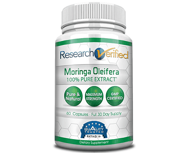 ResearchVerified Moringa Oleifera supplement Review