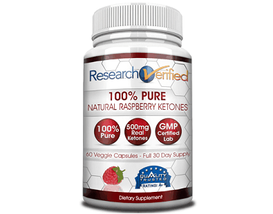 ResearchVerified Raspberry Ketone supplement Review