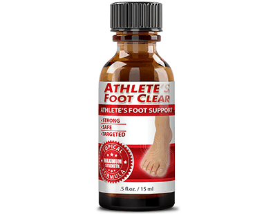 Athlete's Foot Clear Review