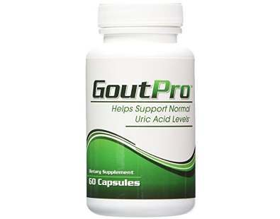 Goutpro gout supplement Review