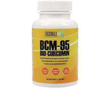 Arjuna BCM-95 Bio-Curcumin supplement Review