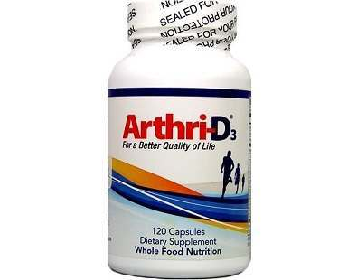 ArthriD3 supplement Review