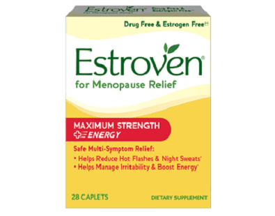 Estroven for menopause relief Review
