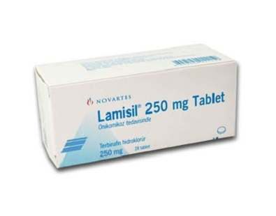 Lamisil anti nail fungus solution