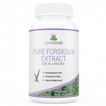 LiveWell Pure Forskolin Extract Revieww