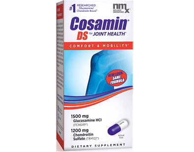 Nutramax Laboratories Cosamin DS for joint health Review