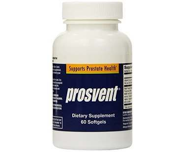 Prosvent prostate supplement Review