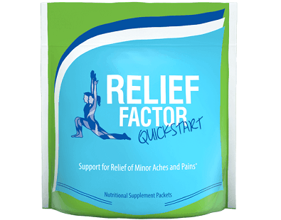 Relief Factor for joint pain product Review