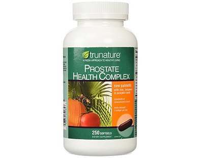 Trunature Prostate Health Complex supplement
