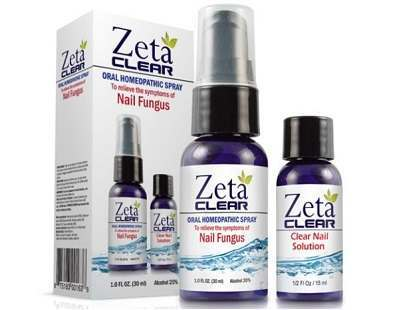 ZetaClear anti fungal Review