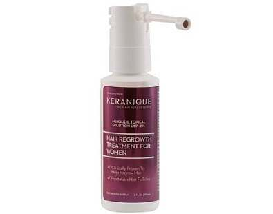 Keranique Hair Regrowth Treatment Review