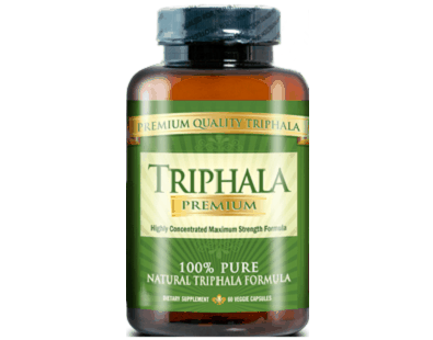 Triphala Premium supplement review