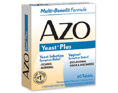AZO Yeast Plus supplement Review