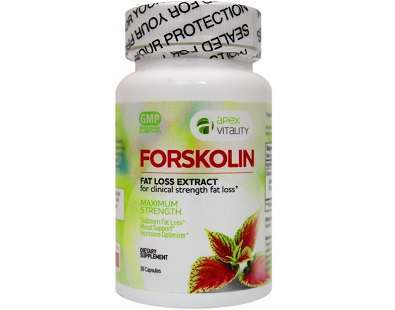 Apex Vitality Forskolin Review