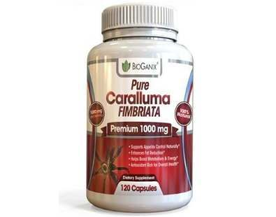 BioGanix Pure Caralluma Fimbriata Review