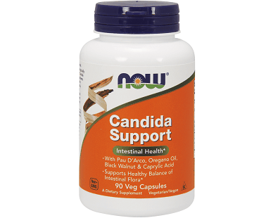 Now Foods Candida Support supplement Review