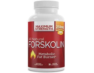 thrive naturals forskolin advanced review | does it work?