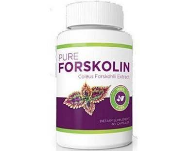 Vitality Max Labs 100% Pure Forskolin Review