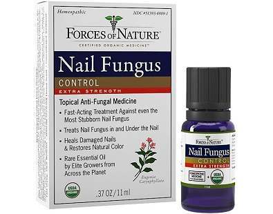 Forces of Nature Nail Fungus Control solution Review