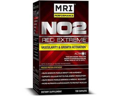 MRI No2 Red Extreme supplement Review
