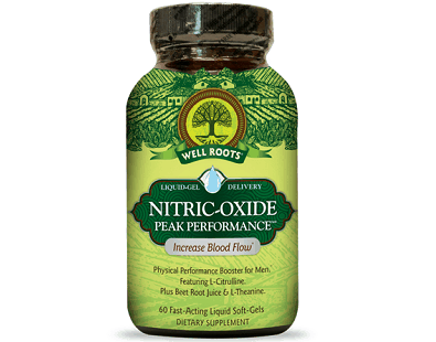 Well Roots Nitric-Oxide Peak Performance Review