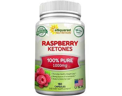 aSquared Nutrition  Raspberry Ketones Review